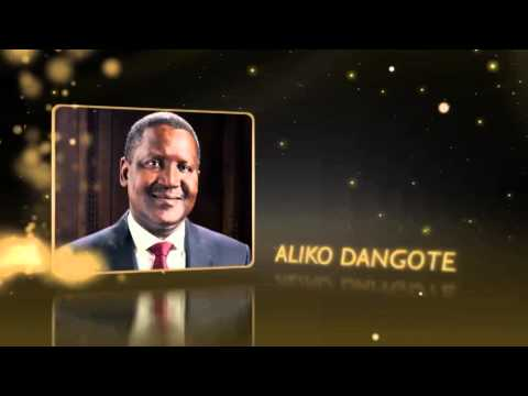 FORBES AFRICA Person of the Year 2013