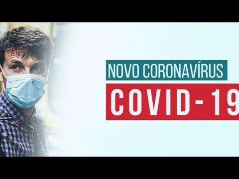 CARTA DO COVID - 19 PARA A HUMANIDADE EM PORTUGUES - NANDO PINHEIRO