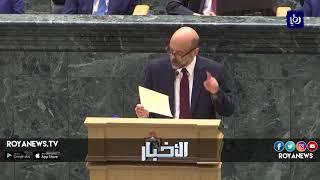 رئيس الوزراء يشكر النواب ويتعهد بنهج حكومي تشاركي - (20-7-2018)