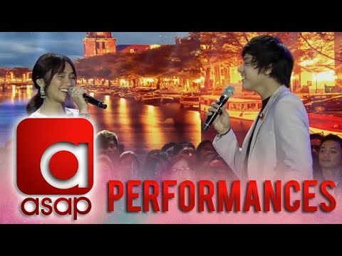 ASAP: KathNiel's first ASAP performance after revealing their sweet relationship