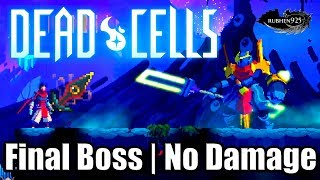DEAD CELLS [PS4 PRO] – Final Boss | The Hand of the King [No Damage/Cursed Sword/Tactics Build/NG+1]