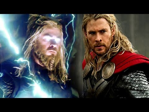 Avengers Endgame DELETED Moment Revealed By MARVEL - THOR Fights THOR in Asgard