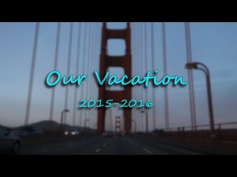Travel Vlog-United States
