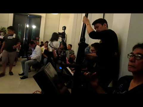 Funeral Musicians Manila Philippines - Saan Ka Man Naroroon