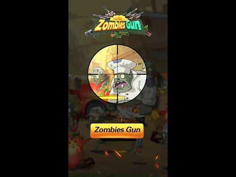 Zombies Gun - War Of Plants Evolution