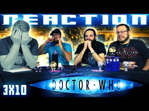 """Doctor Who 3x10 REACTION!! """"Blink"""""""