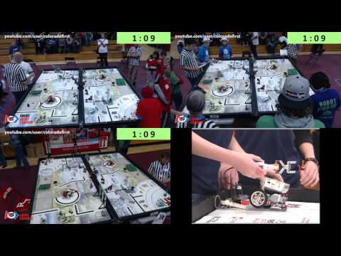 Colorado FIRST Lego League State