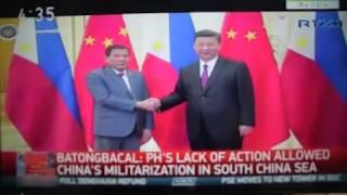 フィリピンが領有権を主張する南シナ海のスカボロー礁(中国名:黄岩島) thumbnail