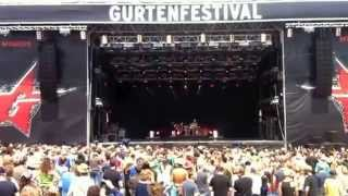 Xavier Rudd - Follow The Sun, Live at Gurten Festival, Switzerland.