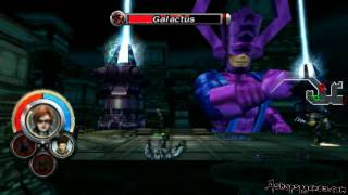 Marvel Ultimate Alliance - PSP - #11. Skrull Planet [3/3]