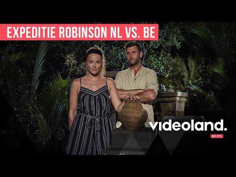 Expeditie Robinson NL Vs. BE: Vanaf 23 Januari Te Zien