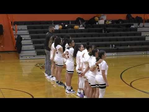 MHS Girls Varsity Basketball vs Saint Dominic Academy 2-4-2021