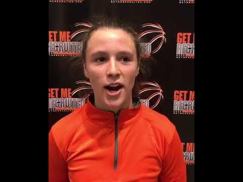 Blair Wallis (Team Nite Nite DeShields/Buford HS/Buford, GA) 2021 5'10 F -