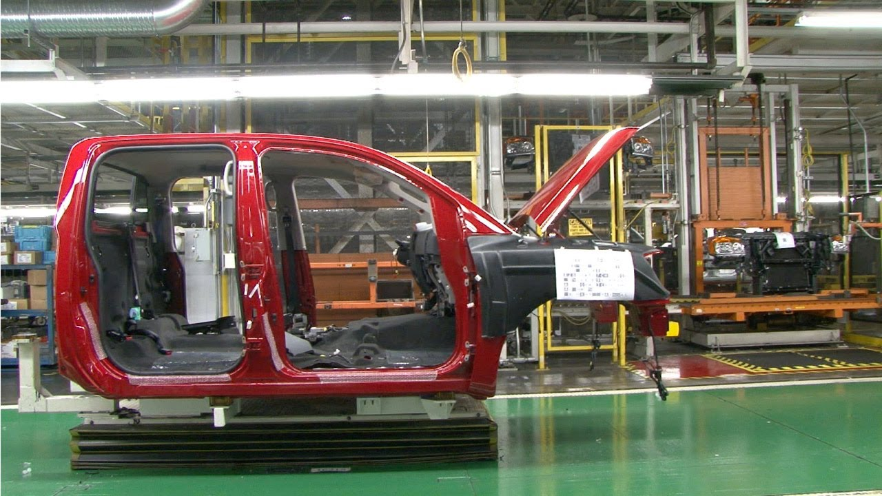 2013 Nissan Titan and Frontier production