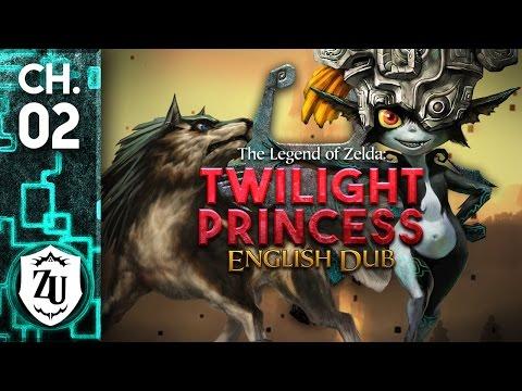 "Twilight Princess: English Dub - Chapter 2 ""Awakening"""