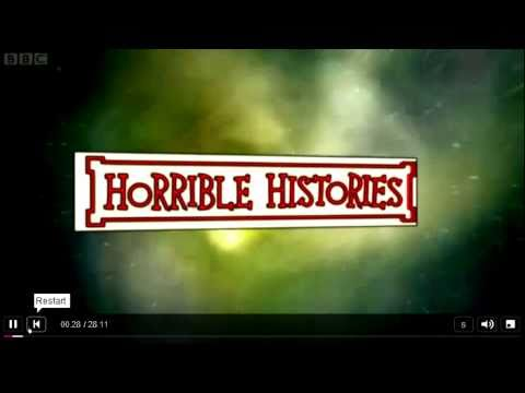 Horrible Histories Series 2 Intro