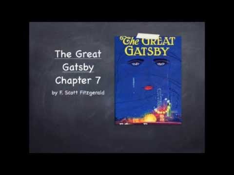 a summary of the chapters in the great gatsby by f scott fitzgerald Litcharts assigns a color and icon to each theme in the great gatsby, which you can use to track the themes throughout the work the roaring twenties the american dream.