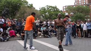 Union Square Boxing in NYC - Part 03