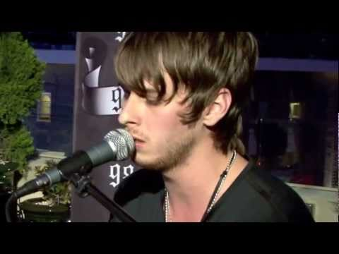 "FOSTER THE PEOPLE "" WASTE "" live at the 987 Penthouse"