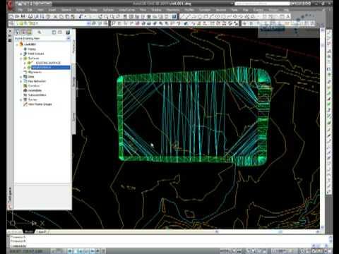CADline - AutoCAD Civil 3D - Grading Slope Styles