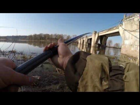 кивок для ловли карася весной