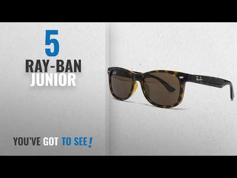top-10-ray-ban-junior-[2018]:-ray-ban-junior-sonnenbrille-(rj9052s)