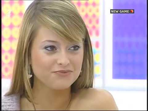 Holly Valance interview T4 Popworld