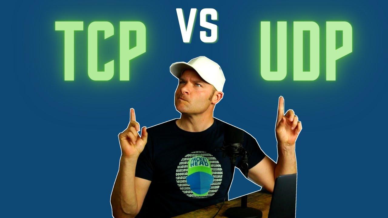"TCP vs UDP ""Cheat-Sheet"""