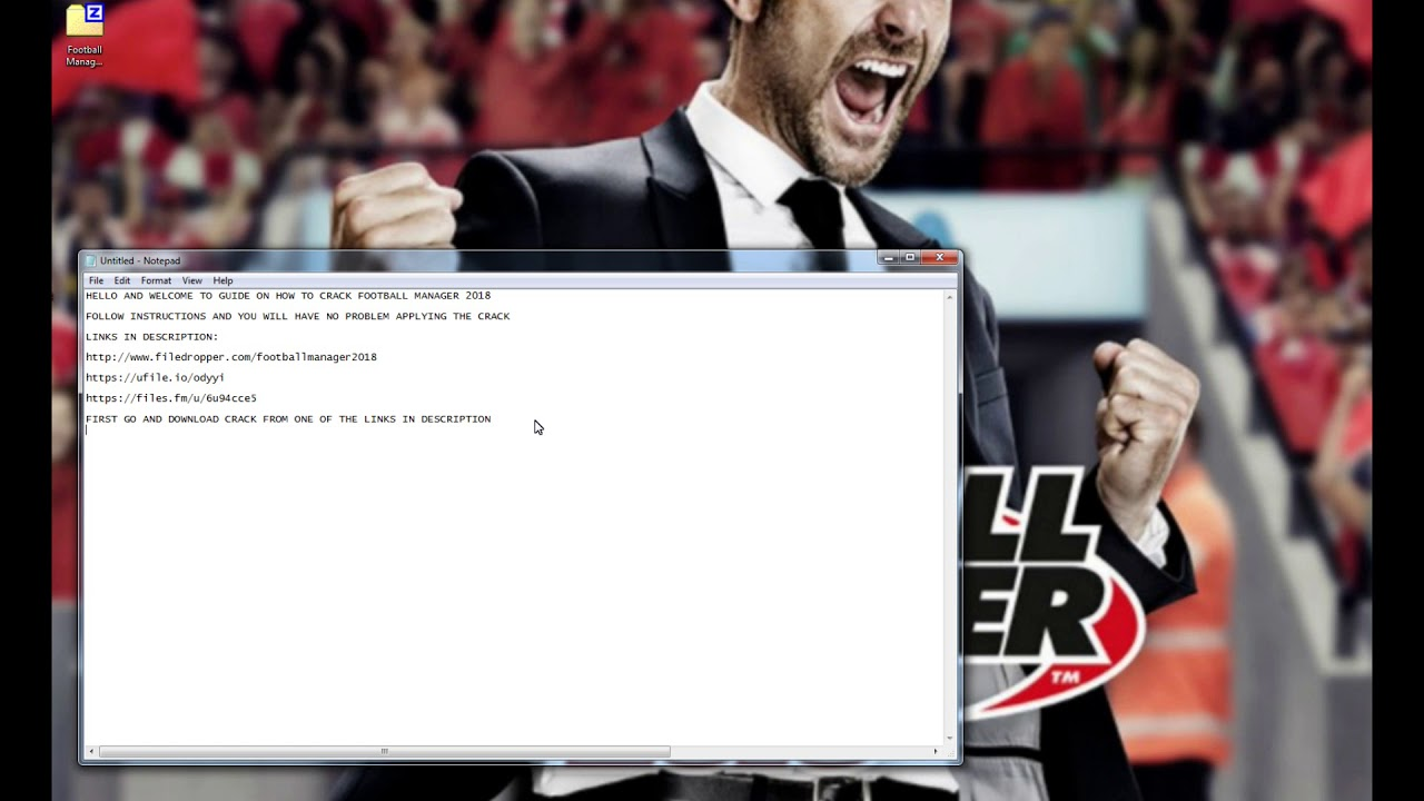 football manager 2018 pc cracked torrent