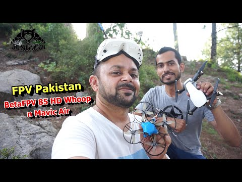 Фото DJI mavic Air HD FPV Whoop FPV Pakistan drone travel highlights