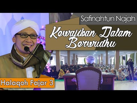 Halaqoh Fajar Bersama Buya Yahya | 3 Ramadhan 1439 H / 19 Mei 2018