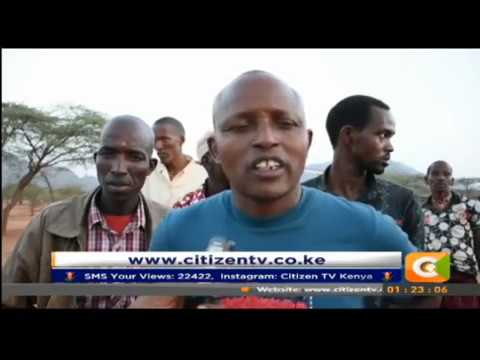 Morans and Police clash in Isiolo