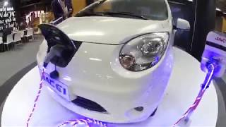 En Vivo: JAC E1 eléctrico desde el Salón del Automóvil en Bogotá