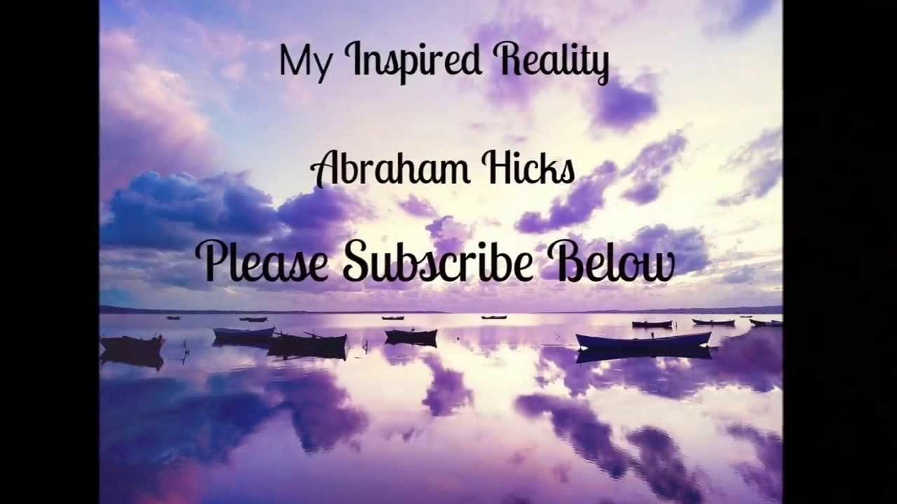 Abraham hicks physical appearance