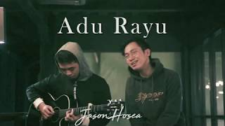 Gambar cover Adu Rayu (Cover) by Arvian Dwi x Jason Hosea (Yovie Widianto, Tulus, Glenn Fredly)