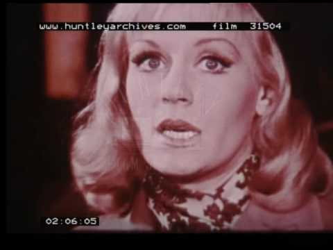 Interview With Mary Ure, 1960s - Film 31504