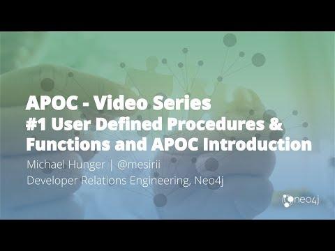 APOC User Guide 3 5