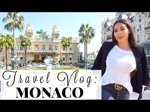 Travel Vlog: MONACO | Yachts, Croissants & Chanel