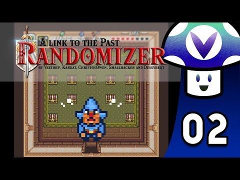 [Vinesauce] Vinny - Zelda: A Link to the Past - Randomized (part 2)