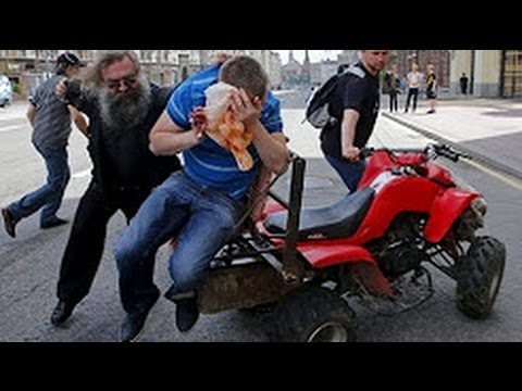 Thumbnail: Road Rage: Stupid, Crazy & Angry People Vs Bikers Ep. 22