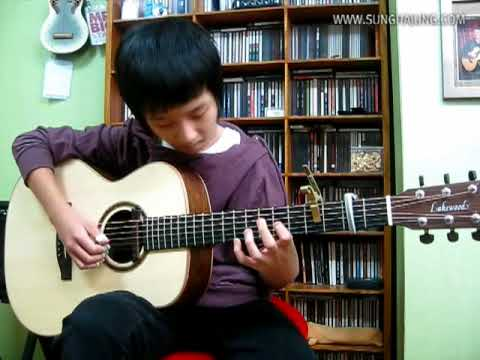 (The Buggles) Video_Killed_The_Radio_Star - Sungha Jung