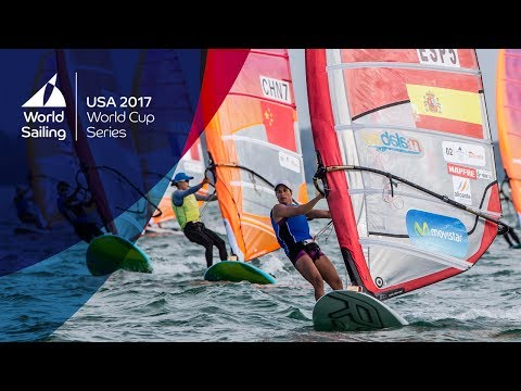 World Cup Series Miami 2017 – World Sailing Highlights