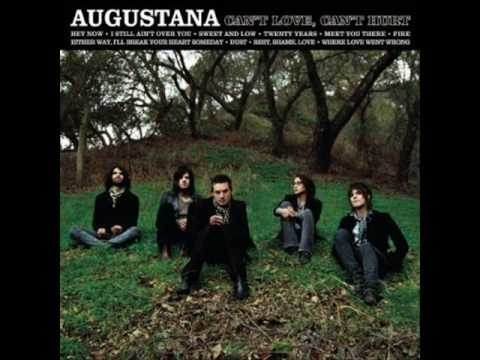 Augustana - Twenty Years [HQ]