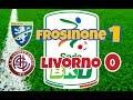 Frosinone-Livorno 1-0 Frosinone A Polveri Bagnate, Decide Ciano Su Calcio Di Rigore!