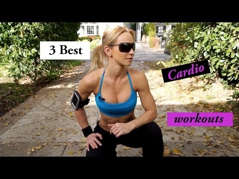 3 Best Cardio Workouts You Can Do At Home