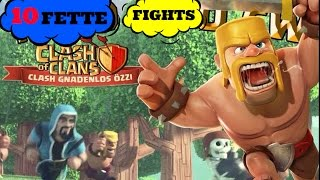 Clash Of Clans Fight auf die World Nr 1 und Patty Legende und 10 Fights
