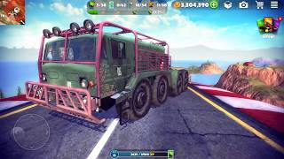 Off The Road - OTR Open World Driving #3 UPGRADED NEW CAR Android Gameplay FHD 2018