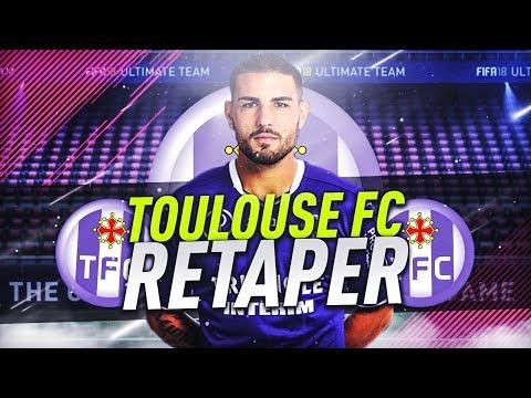 FIFA 18   CARRIÈRE TOULOUSE : RETAPER !