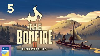 The Bonfire 2: Uncharted Shores - iOS Old Gameplay  Part 5 (by Xigma Games)