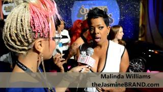 Malinda Williams Says